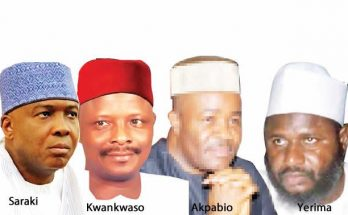 Former governors