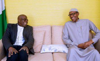 Buhari and tinubu