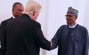 Trump - Buhari