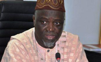 Prof Ishaq Oloyede