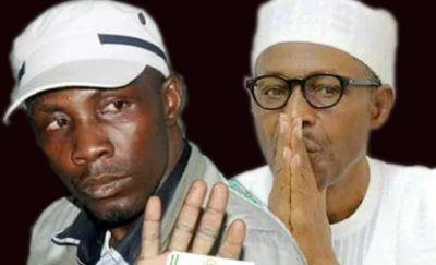 Tompolo and Buhari