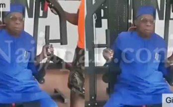 Obasanjo gyms