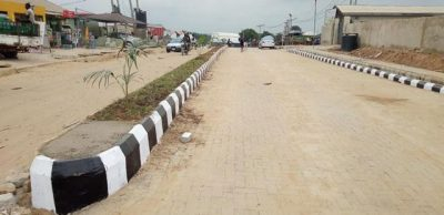 Arepo road