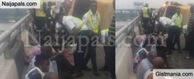 Accident Lagos lagoon