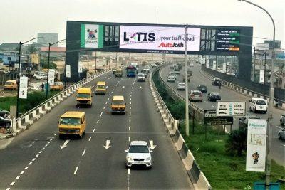 Ikorodu road billboard