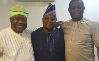 Omisore and adeleke