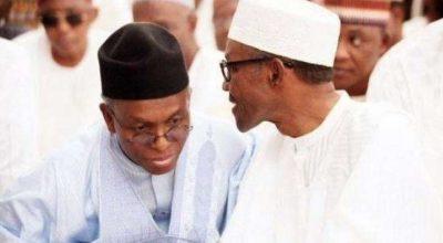 Buhari and elrufai