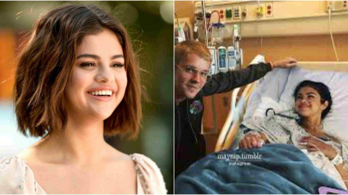 Selena Gomez hospitalized after suffering emotional ...