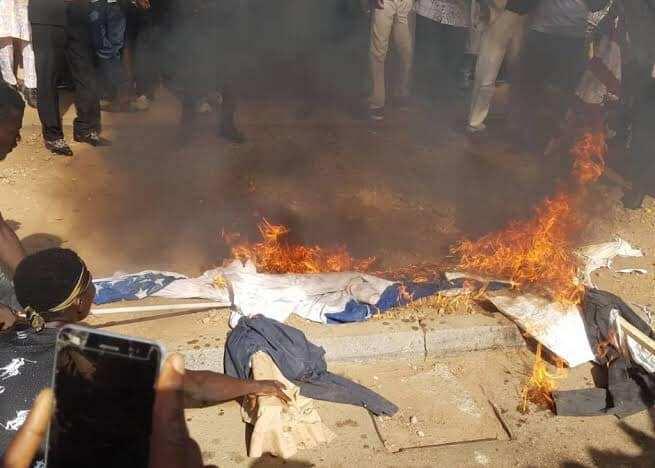 Shia Islam In The Americas: It's Disgusting To See Shia Muslims Burning American