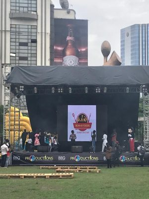 Barbeque In The Park – The Biggest Music, Games and Food Event in Lagos