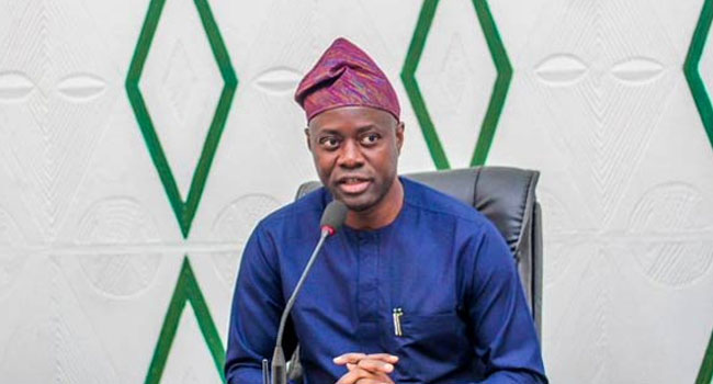 2023: Makinde to assist Lagos PDP with funds, logistics