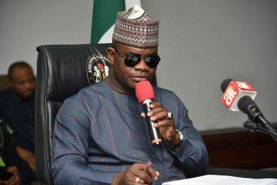 """Kogi is the safest state in Nigeria"" - Yahaya Bello"