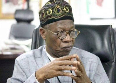 PDP playing cheap politics with security challenges, says Lai Mohammed
