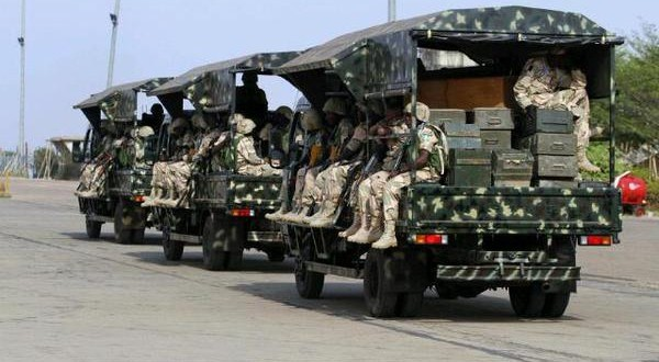 BREAKING: Federal Government to Enforce Military Lockdown from Friday