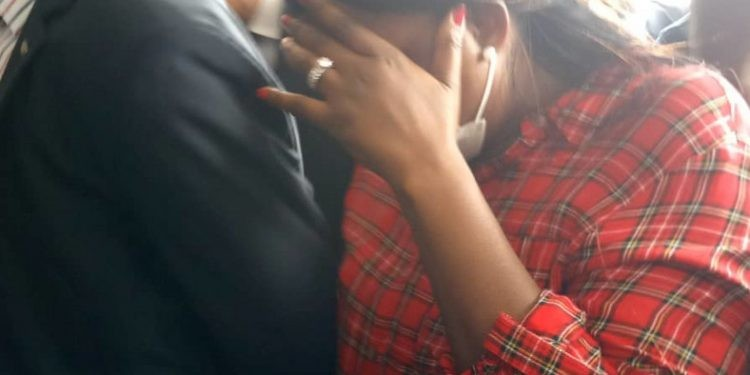 BREAKING: Funke Akindele pleads guilty for breaching lockdown rules