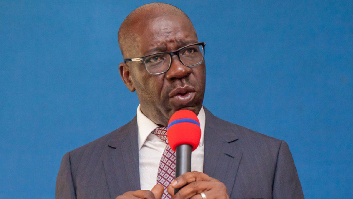 Petitions against my re-election motivated by greed, malice - Governor Obaseki