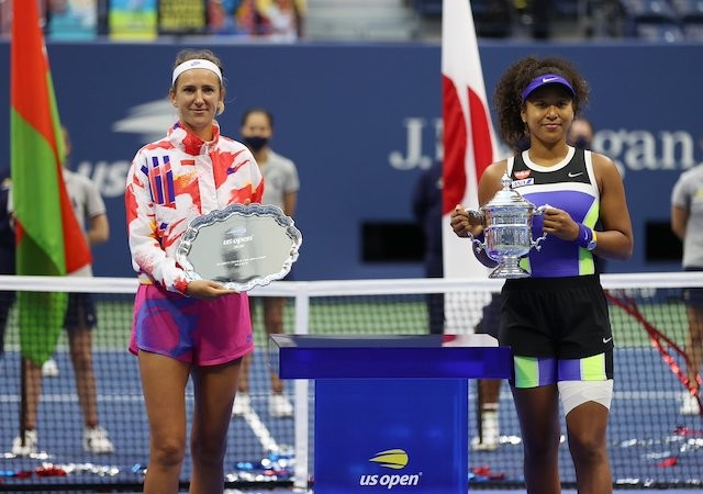 I dont wanna play you in more finals - Naomi Osaka