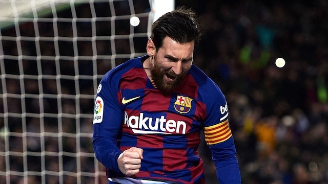 Forbes lists Messi second footballer to earn $1 billion