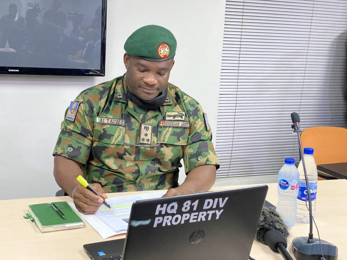 BREAKING: Sanwo-Olu was misinformed on Lekki shooting, says Army