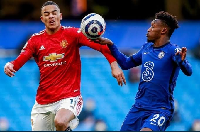 Man United frustrated by penalty row in Chelsea stalemate