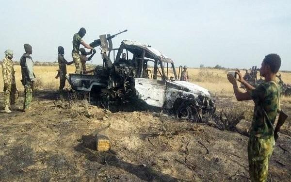 Troops recapture Marte from Boko Haram