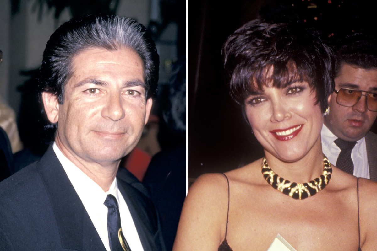 I 'never paid a bill' while married to Robert Kardashian - Kris Jenner
