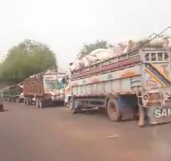 Food blockade of south by north not in Nigeria's best interest