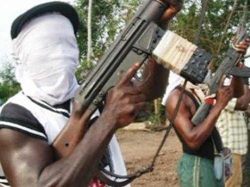 JUST IN: Tension as gunmen attack another Imo police station, kidnap officer