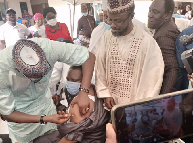 Kogi finally kicks off COVID vaccination — one month after national roll-out