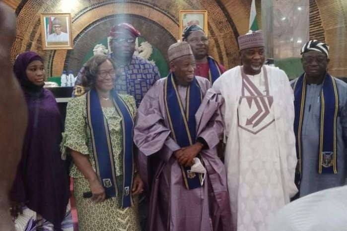 Governor Ganduje set to deliver lecture in Ibadan