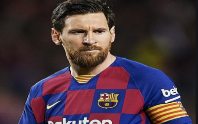Barcelona President Laporta 'convinced' Messi will sign new deal