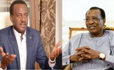 BREAKING: Chadian Military Picks Idriss Deby's Son As His Replacement