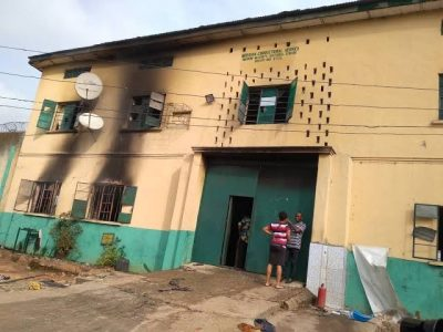 125 escapees back in Owerri custodial centre — NCoS