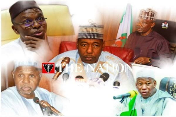 2023: Five Northern Govs advocating power shift to South