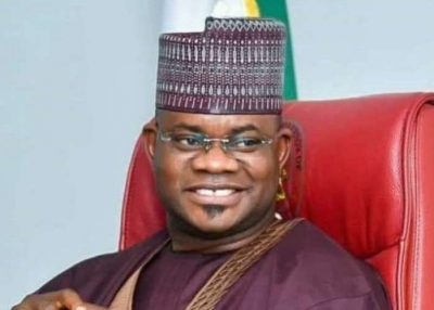 APC has beaten PDP's 16-year achievements, Yahaya Bello boasts