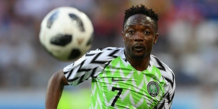 Kano Pillars agree to sign Ahmed Musa on short term deal