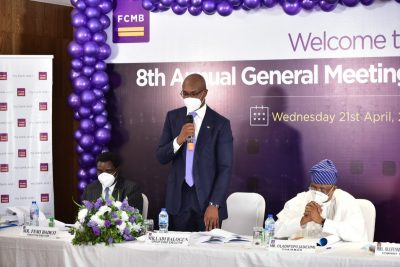 Shareholders Applaud FCMB, Approve Dividend of N2.97bn at AGM