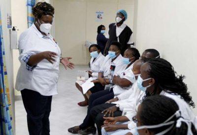 Vaccine hesitancy slows Africa's coronavirus inoculation drive