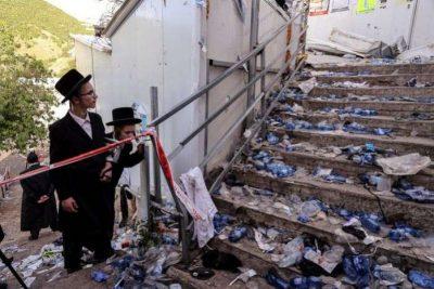 Israeli premier visits stampede site, orders probe