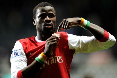Former Arsenal and Cote d'Ivoire ace Eboue reveals Ghana property in response to poverty
