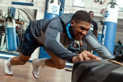 I'm ready for whatever pain or torture to beat Tyson Fury - Anthony Joshua