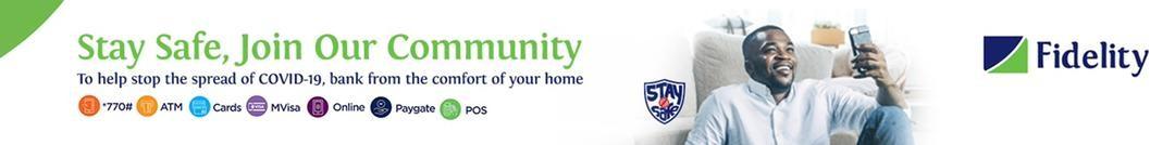 Fidelity Advert